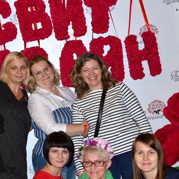 Фестиваль Свит-дизайна в Москве